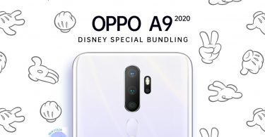 OPPO A92020 Disney Special Bundling Feature