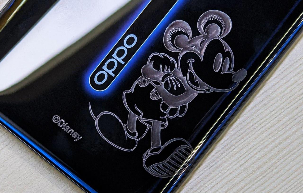 OPPO Reno2 Disney Special Bundling