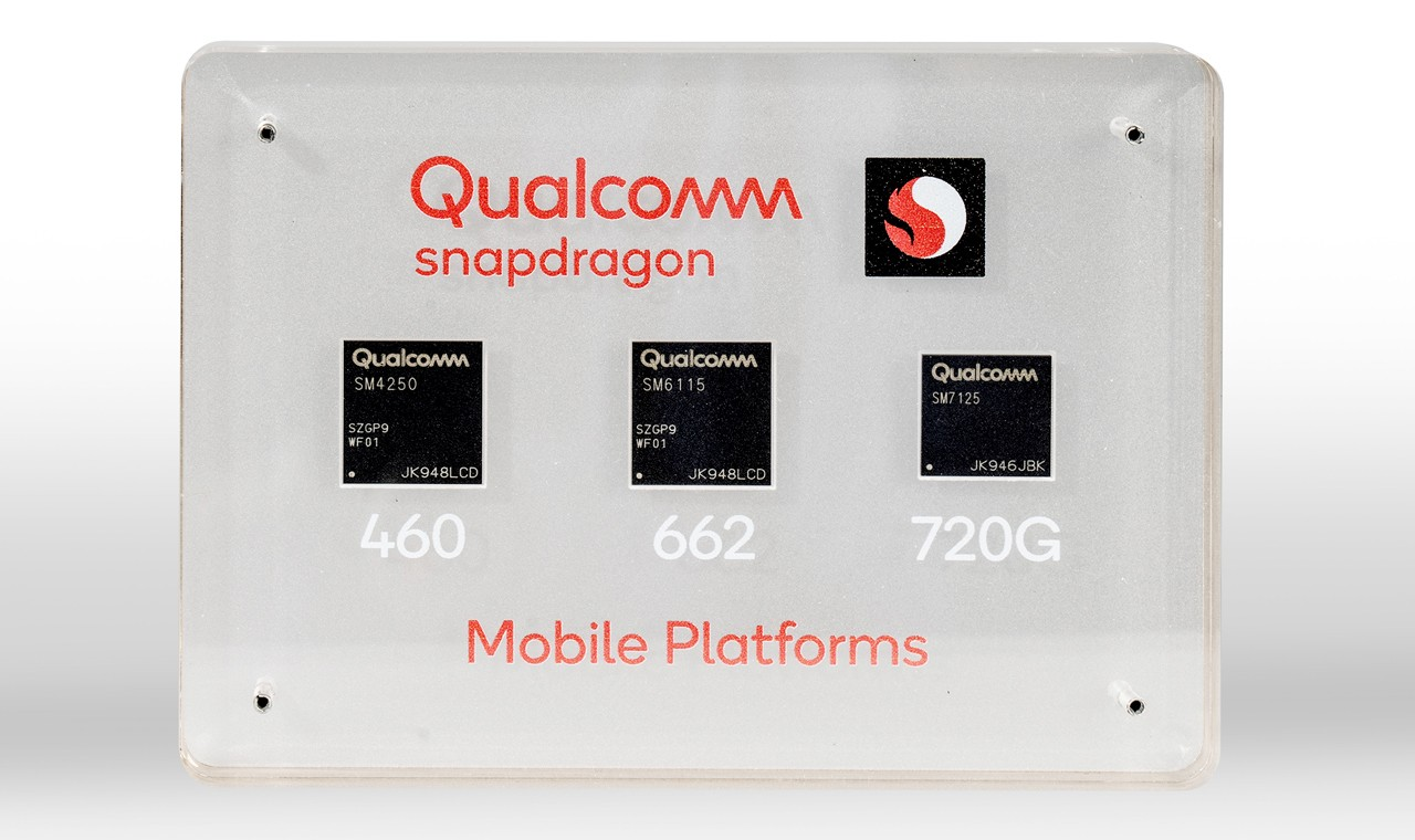 Qualcomm Snapdragon 460 662 720G Header
