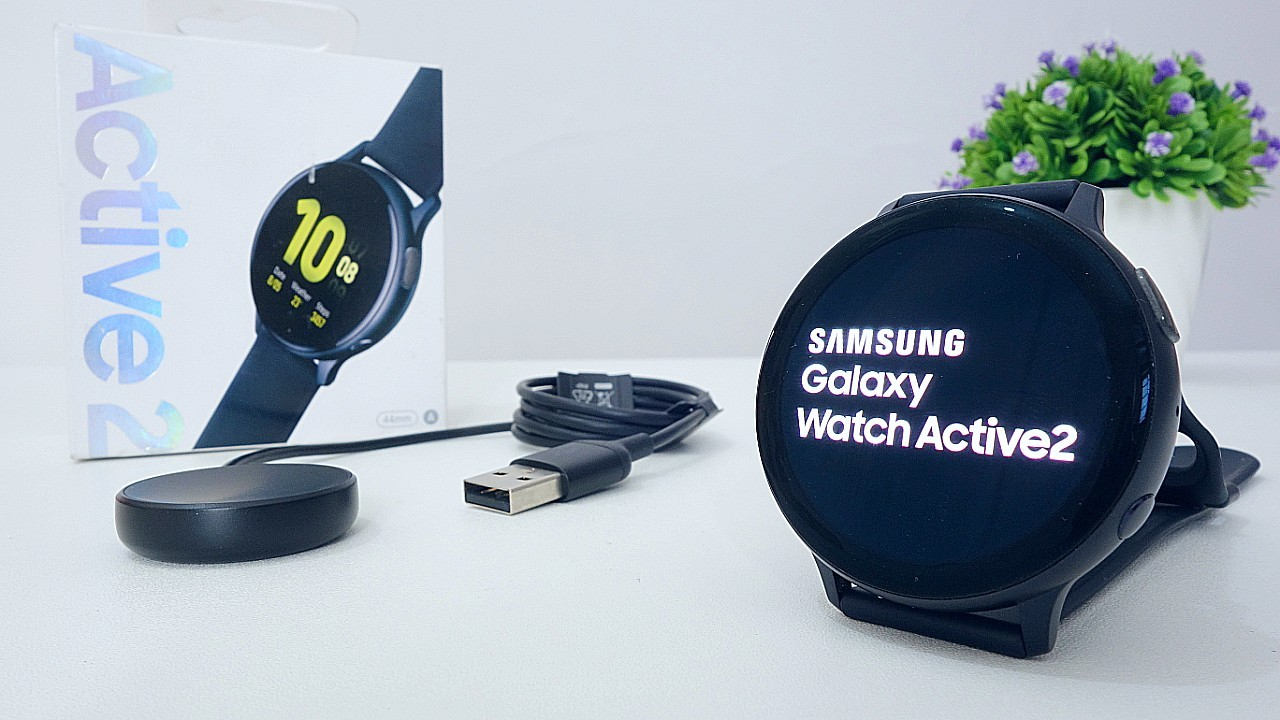 Review Samsung Galaxy Watch Active2 Header