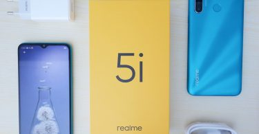 Review realme 5i headers