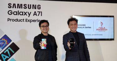 Samsung Galaxy A Piala Presiden 2020