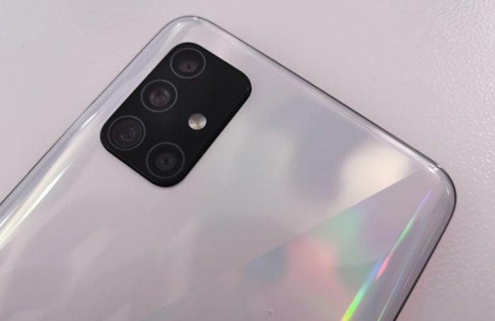 Samsung Galaxy M31 Vs Samsung Galaxy A51 camera