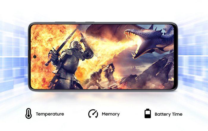 Samsung-Galaxy-A51-Game