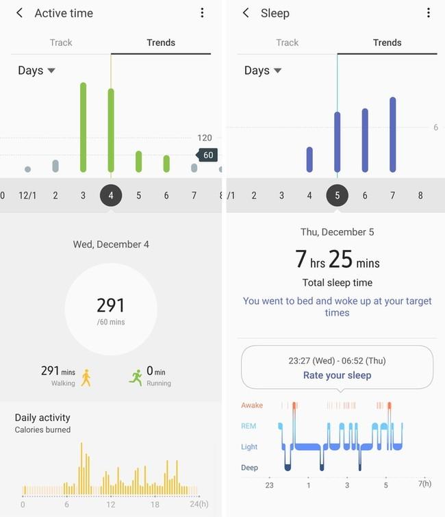 Samsung Galaxy Watch Active2 Aplikasi Kesehatan