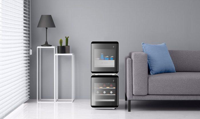 Samsung Smart Home Cube Refrigerator