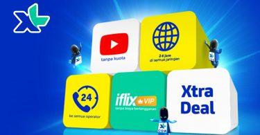 XL Paket Internet Feature
