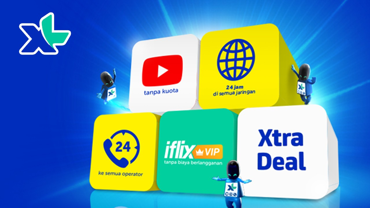 XL Paket Internet Feature