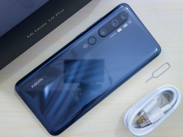 Xiaomi Mi Note 10 Pro - 01