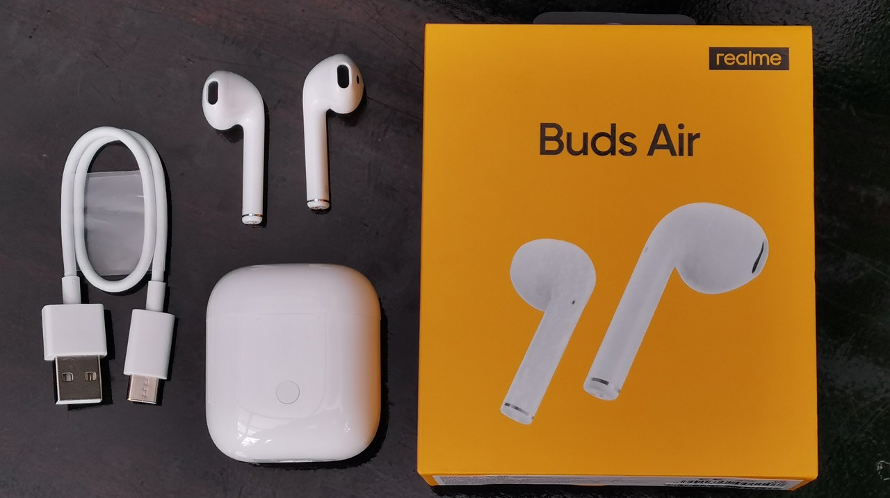realme Buds Air Feature