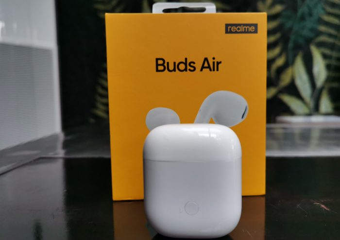 realme Buds Air with Box