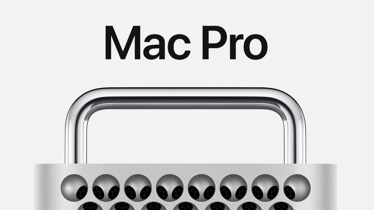 Apple MacPro Header