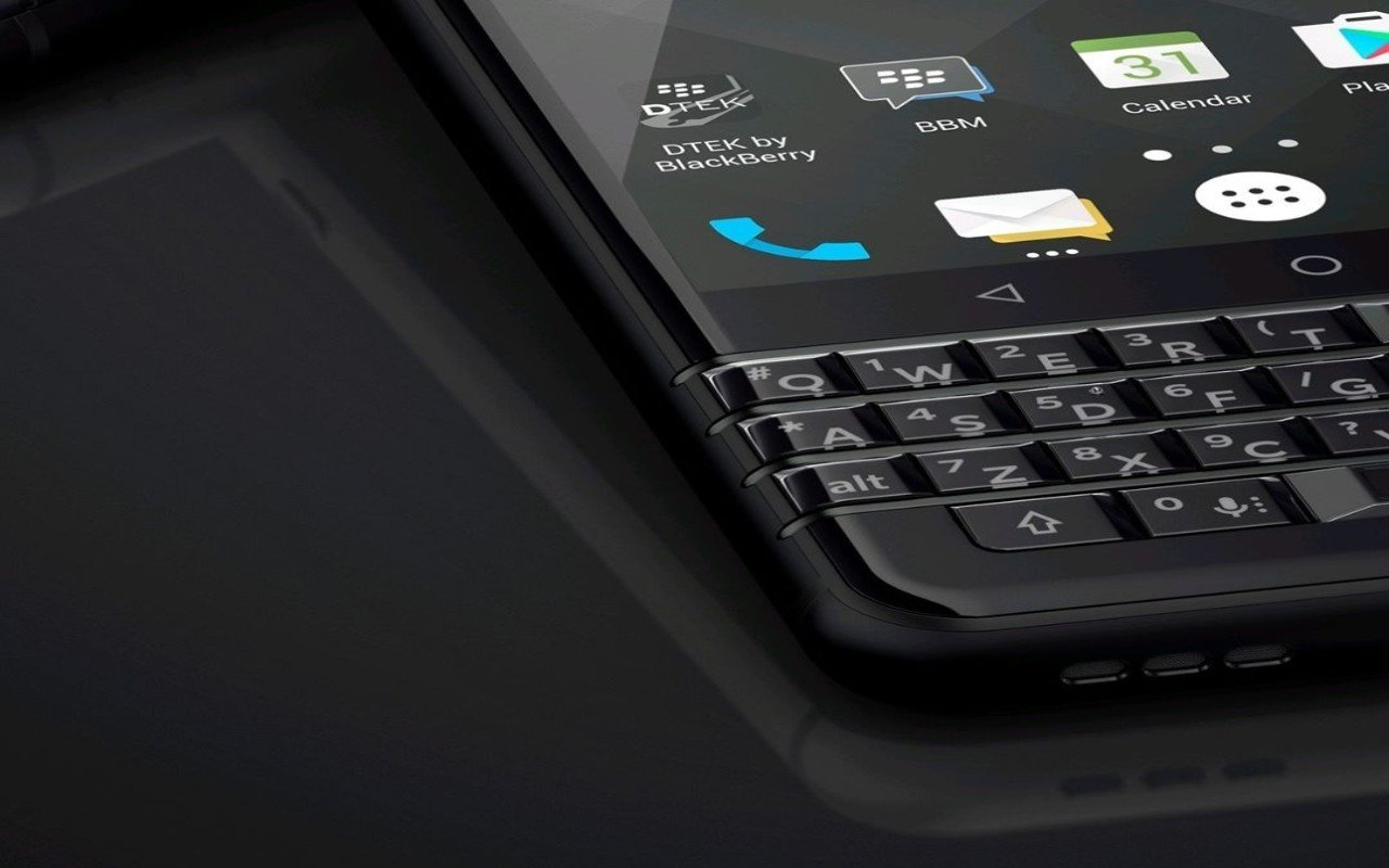 Blackberry Edition Key One Android