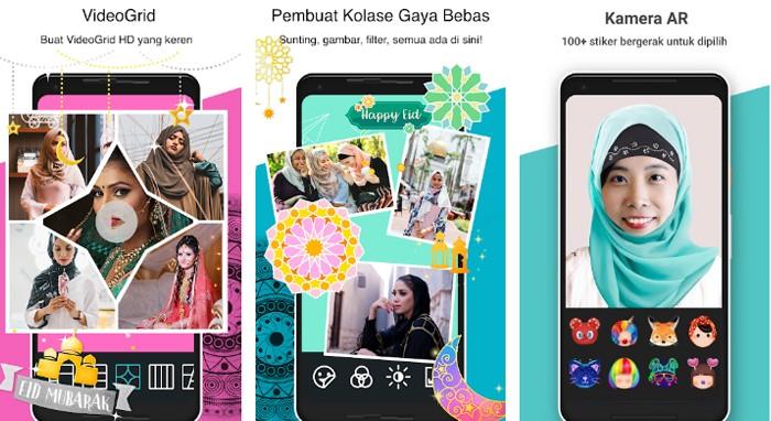 Foto Grid PhotoGrid