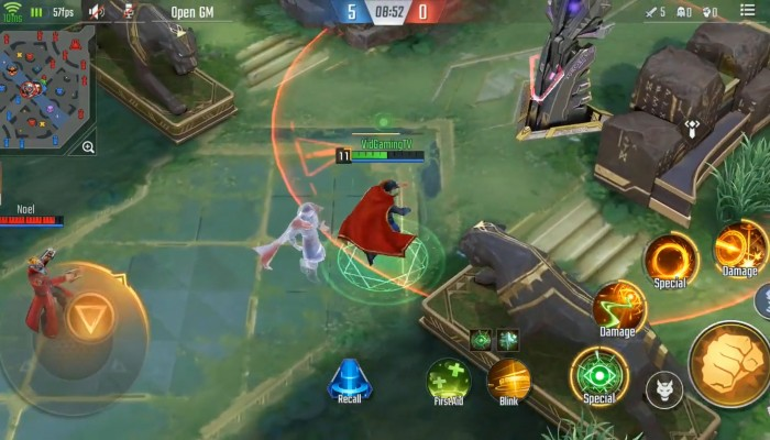 Gameplay Doctor Strange
