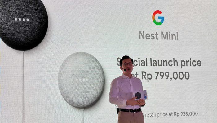 Google Nest Mini Harga