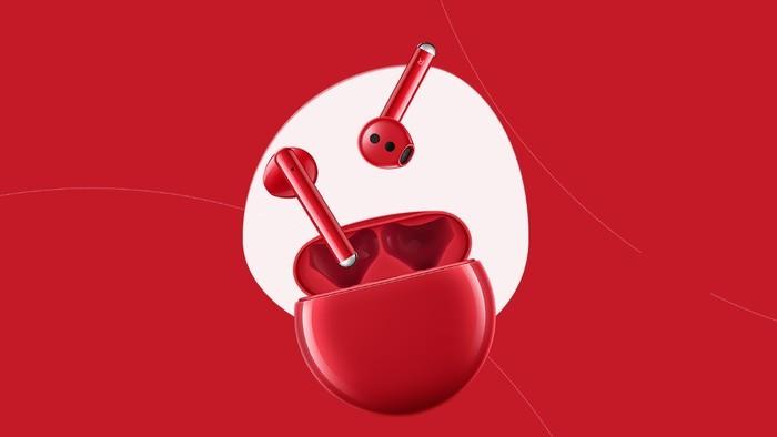Huawei Freebuds 3 Merah