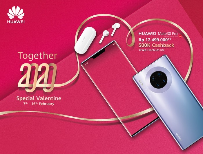 HUWAEI Special Valentine 2020 1
