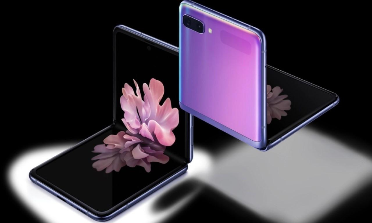 Samsung Galaxy Z Flip Turun Harga di Indonesia