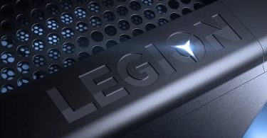 Lenovo Legion Case Logo Header