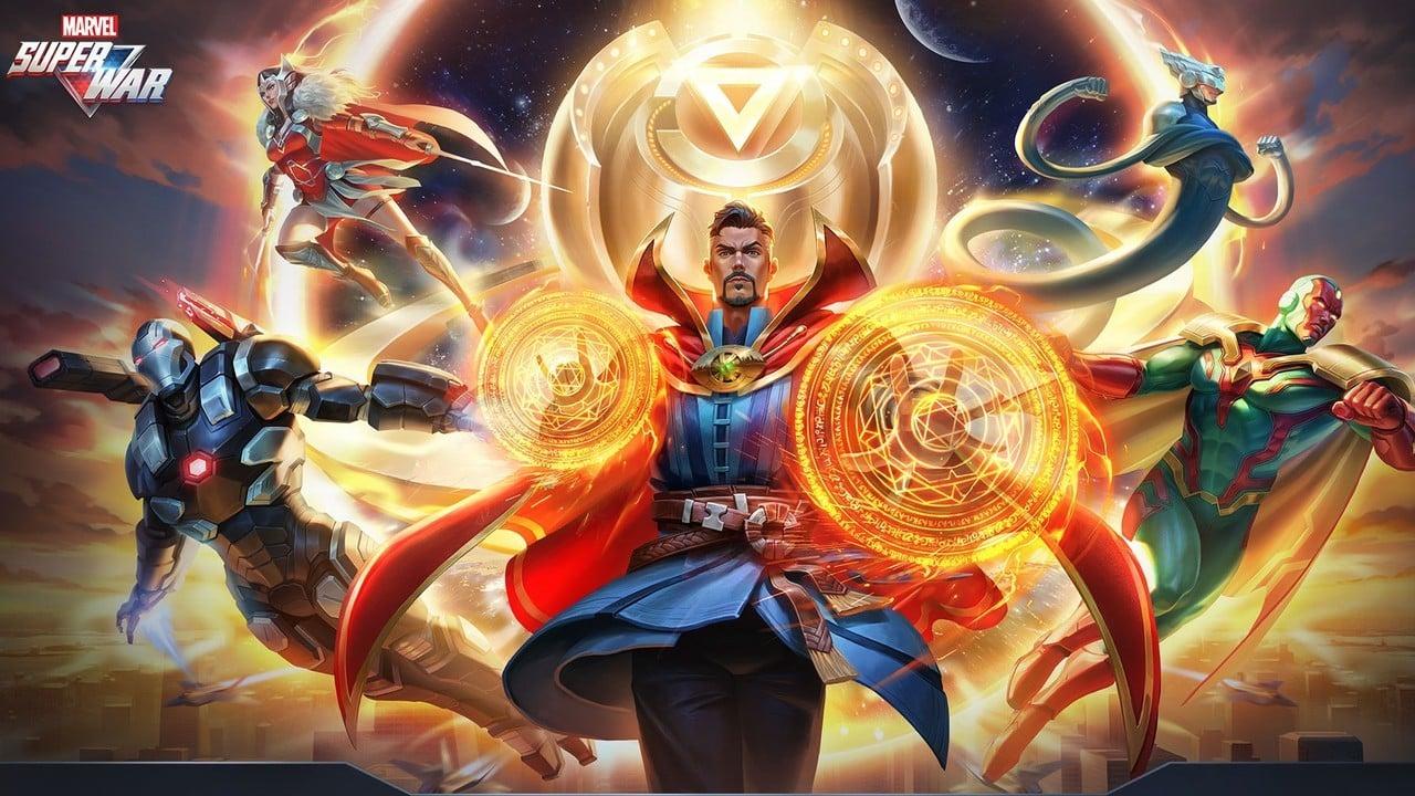 Marvel Super Wars Header