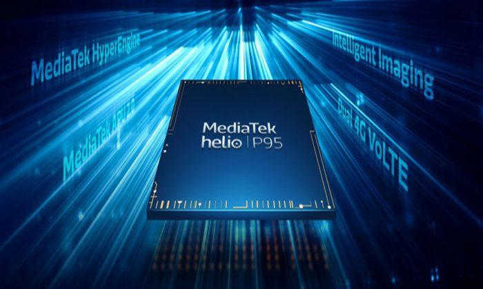 MediaTek Helio P95 Header