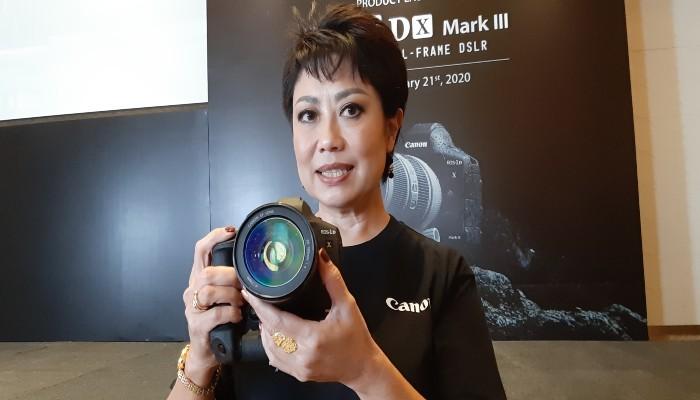 Merry Harun Director Canon PT Datascrip