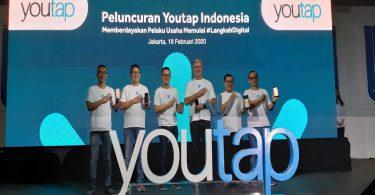 Peluncuran Youtap Indonesia