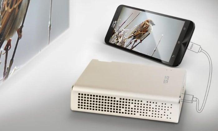 Proyektor Mini Untuk HP - ASUS ZenBeam Go E1Z