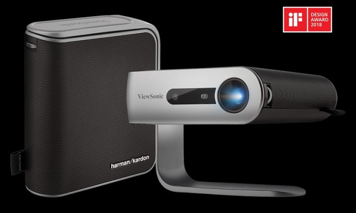 Mini Projector For HP - ViewSonic M1 +