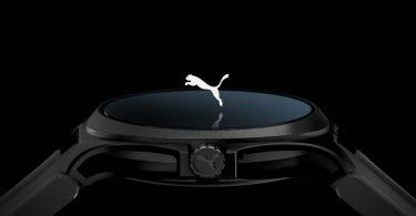 Puma Smartwatch Black