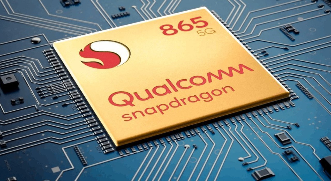 HP Qualcomm Snapdragon 865 Header