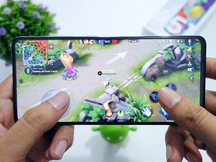 Samsung Galaxy A51 Vs vivo V20 Gaming