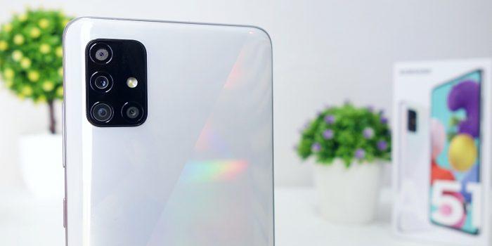 Review Samsung Galaxy A51 Kamera