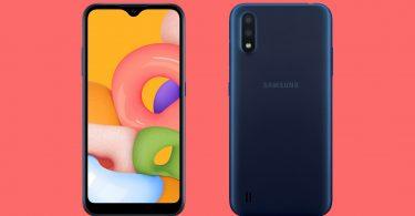 Samsung Galaxy A01 Featur