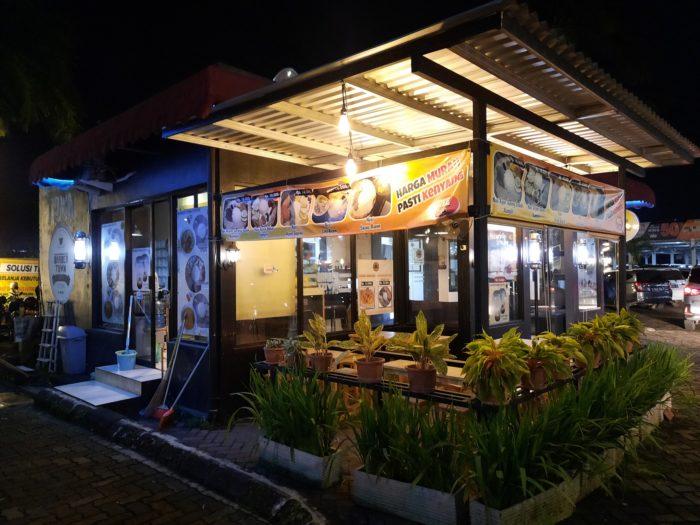 Samsung Galaxy A51 Rear Camera Night Shop Auto