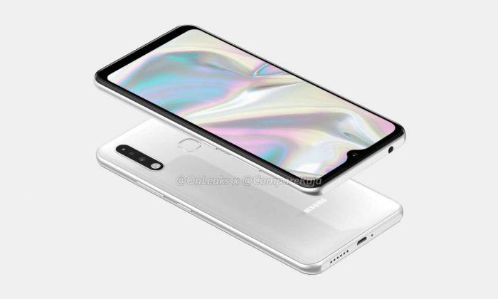 Samsung Galaxy A70e Leaks
