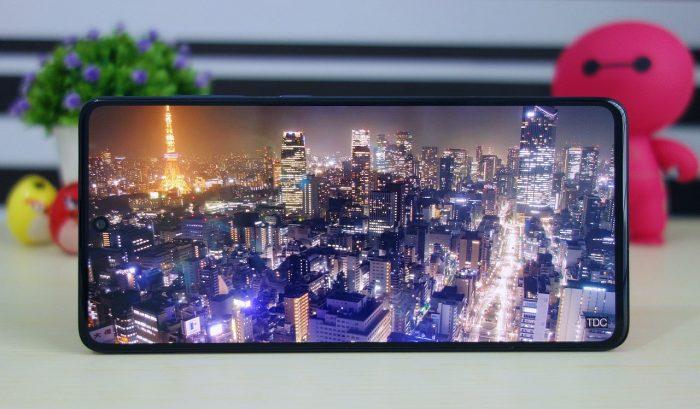 Samsung Galaxy A71 Screen