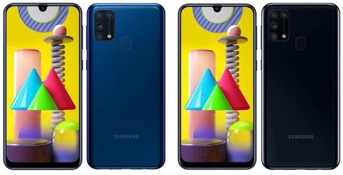 Samsung Galaxy M31 All