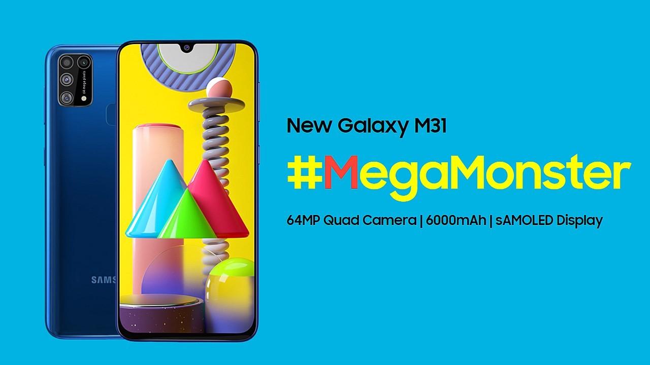 Kelebihan dan Kekurangan Samsung Galaxy M31 Header