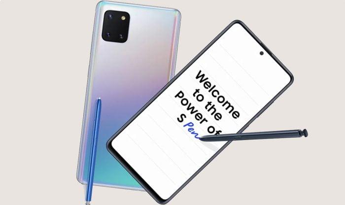 Samsung yang Ada NFC - Samsung Galaxy Note 10 Lite