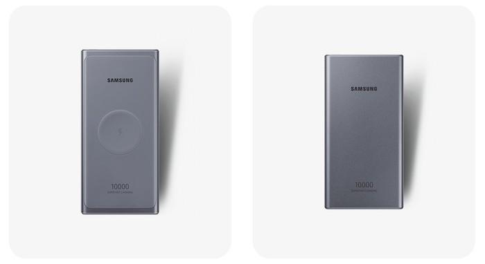 Samsung Powerbank 1000mah 25W Desain