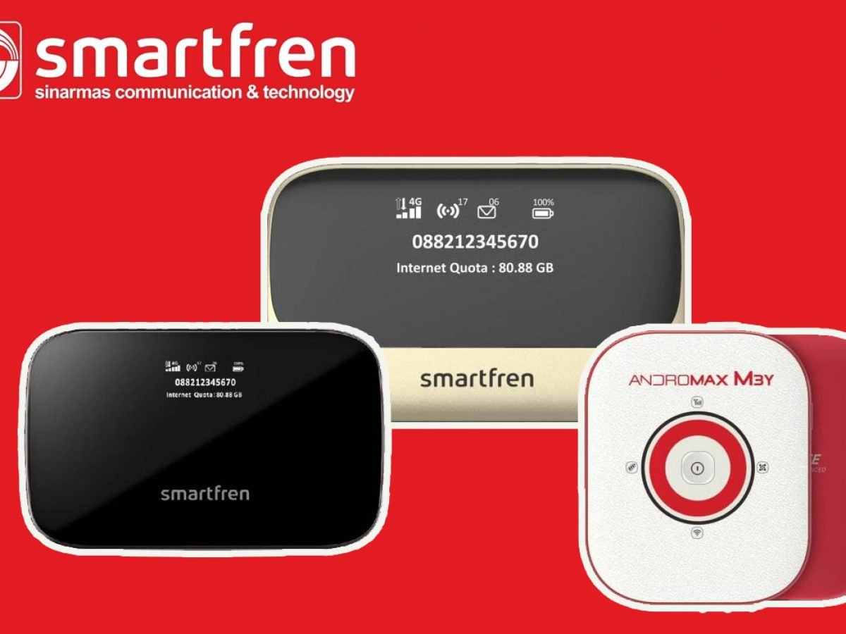 Smartfren MIFI 2020