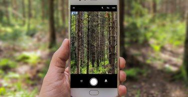 Smartphone Photo