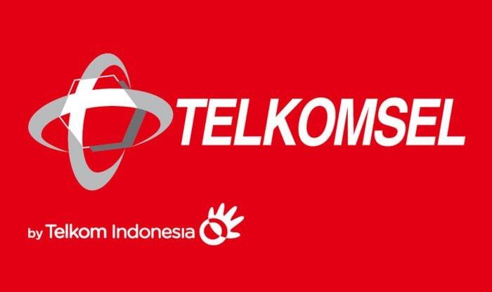 Telkomsel Logo Feature