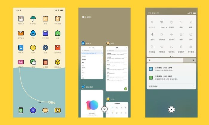Tema MIUI 11 Keren - Madou Time is Cute