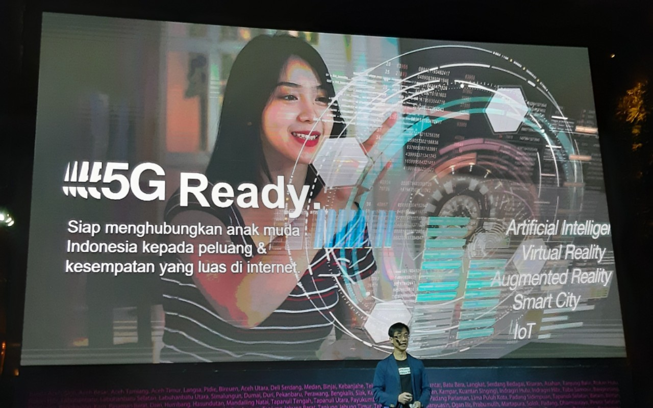 Tri Indonesia Siap 5G