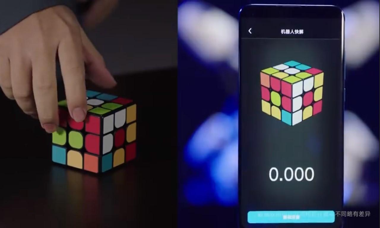 Xiaomi Mi 10 Kalahkan Juara Rubik Header