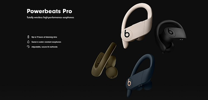 Beats Powerbeat Pro DOKU