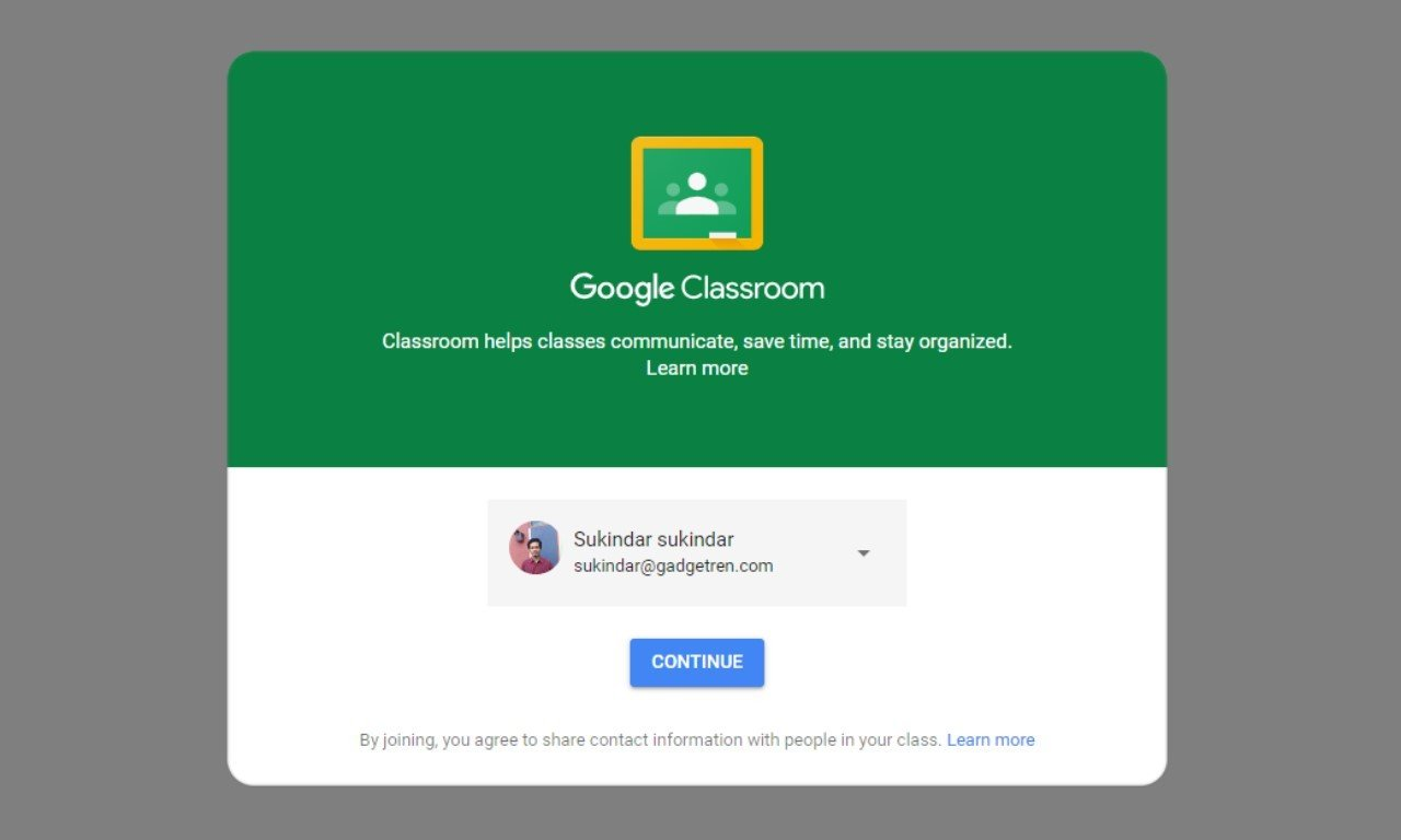 How to Download Google Classroom on Laptop Header